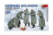 Miniart 35218 1/35 German Soldiers (Winter 1941-42)