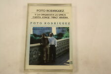 foto Rodriguez Y la orquesta la unica(Audio Cassette Sealed)