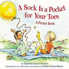 A Sock Is a Pocket for Your Toes: A Pocket Book-ExLibrary