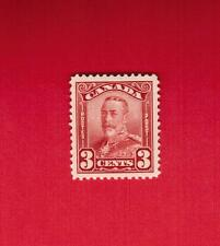 1928  L2  #  151 *   VFH  TIMBRE  CANADA  STAMP  GEORGE V  SCROLL ISSUE