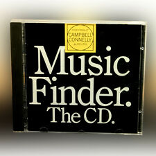 Music Finder - The CD - 64 All Time Classic Songs & Melodies - music cd album