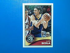2015-16 Panini NBA Sticker Collection n. 72 Luis Scola Toronto Raptors