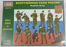 ICM 1/35 Russian Army Figures Soldiers 35910 12 Pack