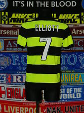 5/5 Celtic boys 13/15 years 158-170cm MINT Elliott football shirt jersey trikot