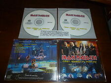 Iron Maiden / First Misssion In Moscow 2011 ORG 2CD *L