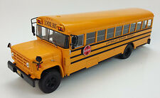 GMC S 6000 School bus (USA) 1989  -  BUS   1:43 New & Box diecast model