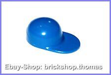 Lego Mütze Cappy Kopfbedeckung blau - 4485 - Headgear Cap Blue - NEU / NEW