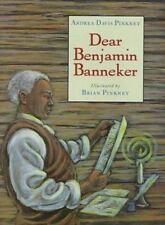 Dear Benjamin Banneker-ExLibrary