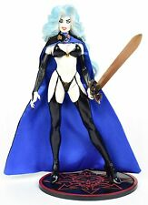 """Chaos! Comics LADY DEATH 6"""" Action Figure Moore Collectibles 1997"""