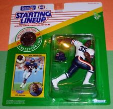 1991 NEAL ANDERSON da Chicago Bears - low s/h - final Starting Lineup