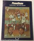 1984-85 Penn State Basketball Media Guide Nittany Lions