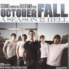 October Fall : Season in Hell CD (2006) CD is Brand New Factory Sealed