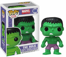 Funko Pop Marvel Universe - The Hulk Vinyl Bobble Head Collectible Action Figure