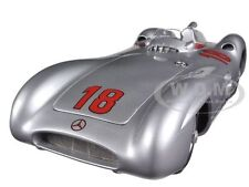 1954 MERCEDES W196R STREAMLINER #18 FANGIO REIMS GP LTD TO 1000PC 1/18 CMC 128A