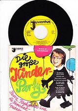"7"" Petra Raphael & Die Party-Spatzen - Die große Kinder-Party"