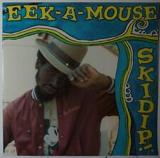 Eek-A-Mouse - Skidip! LP NEU/OVP/SEALED Greensleeves
