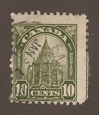 CANADA #173 USED MISS-PERF