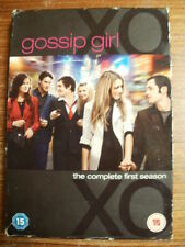 * DVD TV BOXSET * GOSSIP GIRL SEASON ONE * SERIES 1 * DVD TELEVISION SET *
