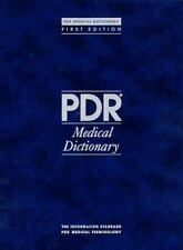 Pdr Medical Dictionary Edition 1995 (1st ed) by Economics, Medical