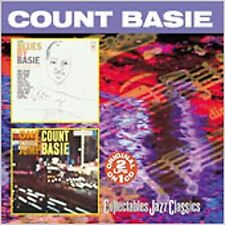 """COUNT BASIE 2 ALBUMS ON 1 CD BLUES BY.. 1 O'CLOCK JUMP  """"SEALED""""  FREE SHIPPING"""