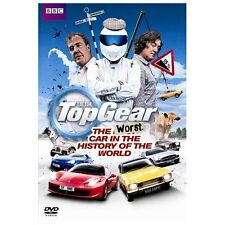 Top Gear: The Worst Car in the History of the World (DVD, 2013)