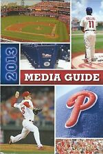 2013 Philadelphia Phillies Baseball Media Guide