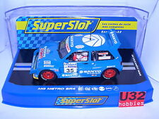 SUPERSLOT H3639 MG METRO 6R4 #35 W.RUTHERFORD-B.HARRYS  SCALEXTRIC   UK MB