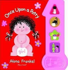 Once Upon a Potty Sound Book for Girls (Play a Sound) - LikeNew - Editors of Pub