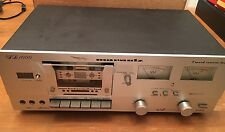 Rare Vintage Marantz Stereo Cassette Deck Player SD 1000 2 Speed Powers NO PLAY