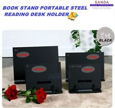 Book Stand 7 step Adjustable Portable Holder Reading Desk  (Small)
