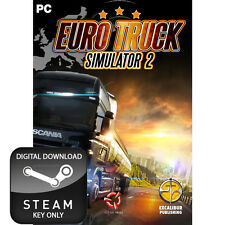 EURO TRUCK SIMULATOR 2 PC, MAC AND LINUX STEAM KEY