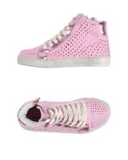 SILVIAN HEACH DOLLS GIRLS PINK RHINESTONE HIGH TOP CANVAS SNEAKERS SHOES NEW S13