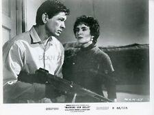 CHARLES BRONSON SUSAN CABOT  MACHINE GUN KELLY 1958 VINTAGE PHOTO ORIGINAL #1