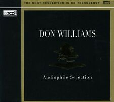 Don Williams - Audiophile Selection [New CD]