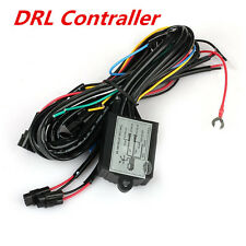 LED ON/OFF Controller Module Box Relay Universal Daytime Running Light Automatic