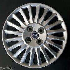 "FIAT Grand Punto Style One 15"" Wheel Trim Hub Cap Cover   FT729 AT  Blue"