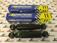 """Land Rover Series 2, 2a & 3 SWB 88"""" Pair of Front Shock Absorbers - ARMSTRONG"""