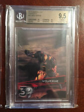 2015 MARVEL X-MEN 3-D VARIANTS LENTICULAR #42 WOLVERINE THIS IS THE ONLY BGS 9.5