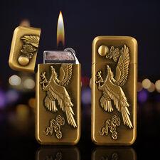 Eagle Cigar Butane Gas Refillable Lighter Cigarette Lighter