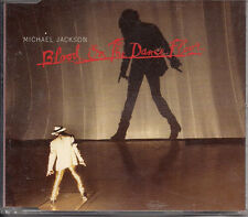Michael Jackson Blood On The Dance Floor UK CD Single