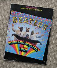 The Beatles Magical Mystery tour Sheet music book songbook Lennon McCartney