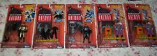 BATMAN ANIMATED 5 FIGURE LOT MASK OF PHANTASM JOKER RAPID ATTACK & RETRO FIGURES