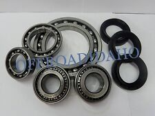 FRONT DIFFERENTIAL BEARING & SEAL KIT SUZUKI LT-4WD 250 QUADRUNNER 4X4 1987 1988