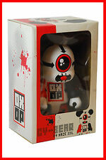 "Haze XXL Cy-Bear 8"" OX-OP Qee Vinyl Toy 2R Limited Edition Figure New."