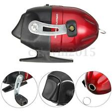 Sea Red Closed Fishing Reel Fishing Spinning Reel No Bearing with Fishing Line