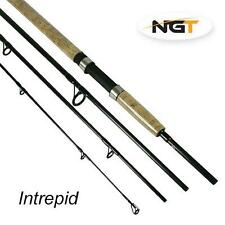 NGT Intrepid 9ft 4pc Carbon All Round Carp / Coarse / Sea Fishing Travel Rod