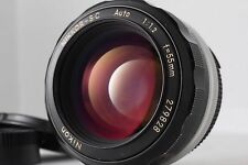 """""""EXC++"""" Nikon NIKKOR-S.C SC Auto 55mm f/1.2 Ai Lens from JAPAN #1634"""