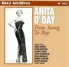 CD NEUF scellé - ANITA O' DAY - FROM SWING TO BOP 1941/1948 -C44