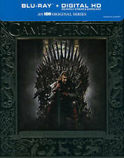 Game of Thrones: Season 1 (Blu-ray Disc, 2014, 5-Disc Set)
