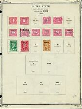 #RB1 // #RD59 REVENUE COLLECTION ON PAGES W/ DUPLICATIONS CV $600.00 ++ BQ523